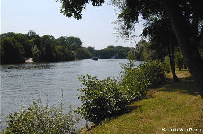 photo auvers sur oise baignade